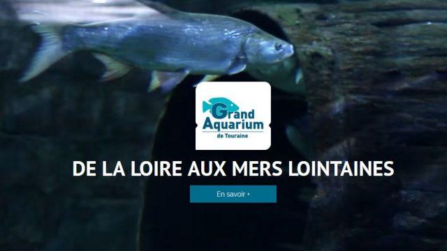 Le Grand Aquarium de Touraine