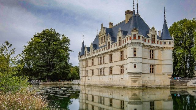 Le Château d'Azay-le-Rideau