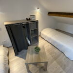 Gite maison mezzanine 2 lits