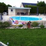 Gîte en Touraine avec piscine